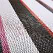 BOLON by missoni bayadere pink