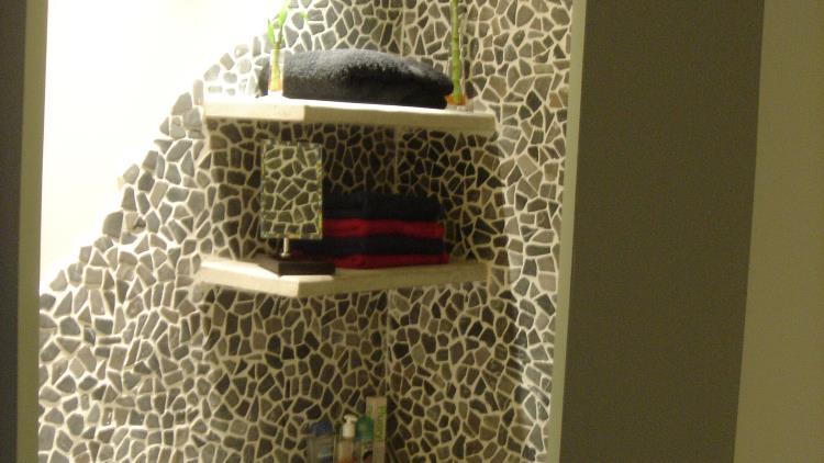 acanthe sol galets en pierres naturelles pour sol et douche. Black Bedroom Furniture Sets. Home Design Ideas